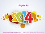 Inspire Me 2014