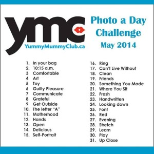 YMC Photo a Day Challenge
